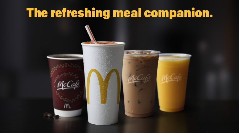 Mcdonald S Value Menu  Soft Drinks