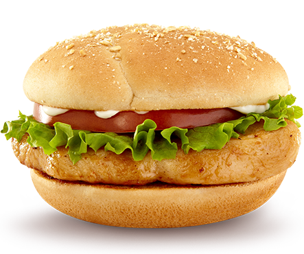 How Many Calories In A Fast Food Chicken Burger