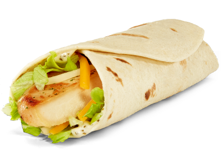 Ranch Snack Wrap (Grilled)