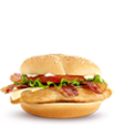 Premium Grilled Chicken Club Sandwich