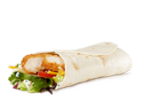 Premium McWrap Chicken & Ranch (Crispy)