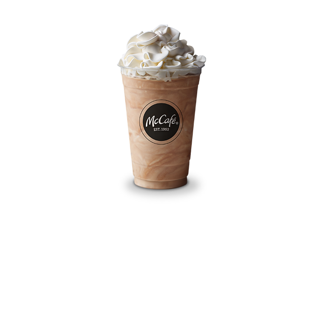 McCafé Chocolate  Shake