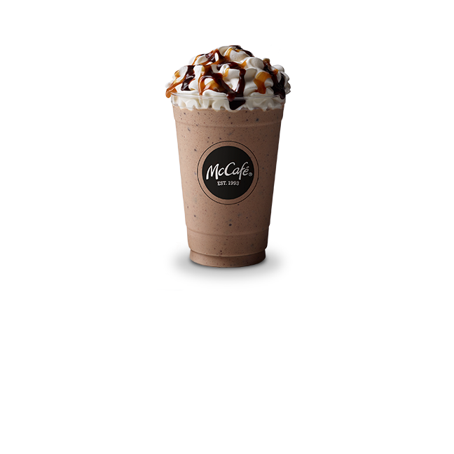 McCafé Frappé Chocolate Chip