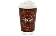 McCafé White Chocolate Mocha