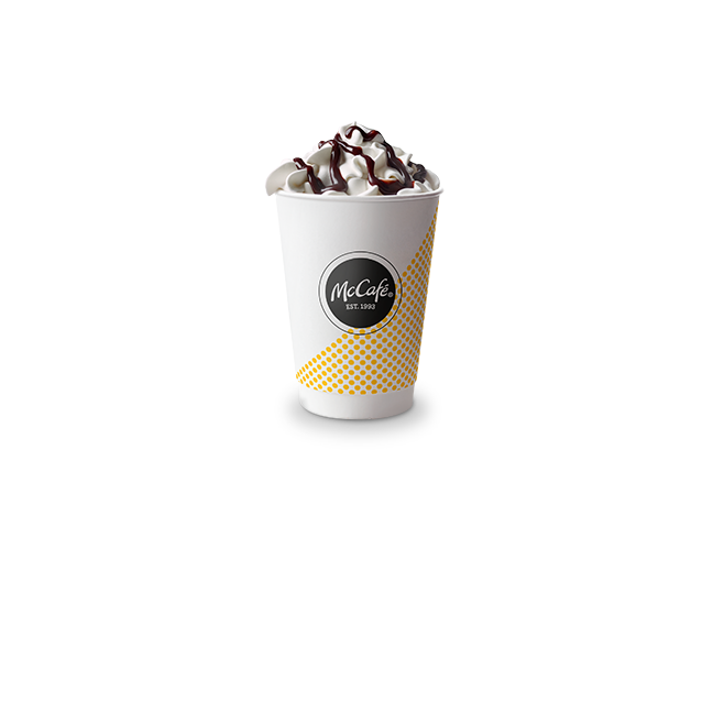 McCafé Hot Chocolate