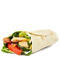 Premium McWrap Chicken & Bacon (Grilled)
