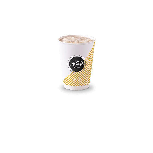 McCafé® French Vanilla Latte
