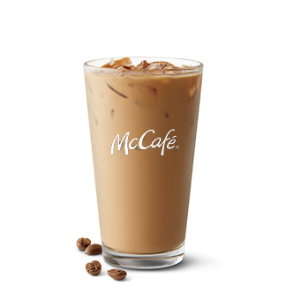 HELLO HEAVEN IN A CUP. Seriously. It tasted just like my beloved caramel iced coffee from McDonald's but with way less calories and cheaper. Count me in, everyday.