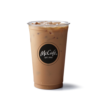 McCafé® Iced French Vanilla Latte