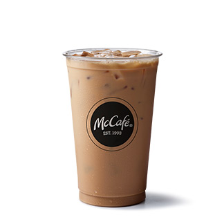 mcdonalds caramel iced coffee