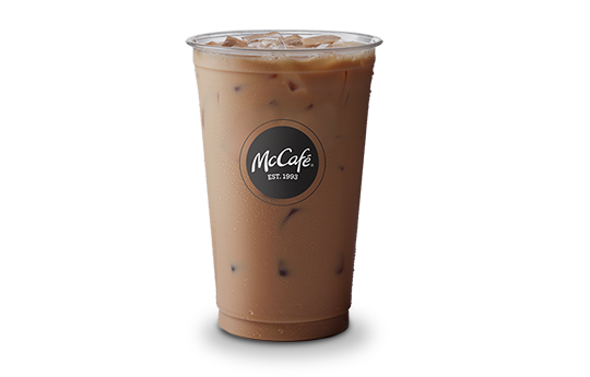 McCafé® Caramel Iced Coffee