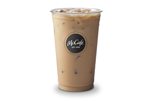 McCafé® French Vanilla Iced Coffee