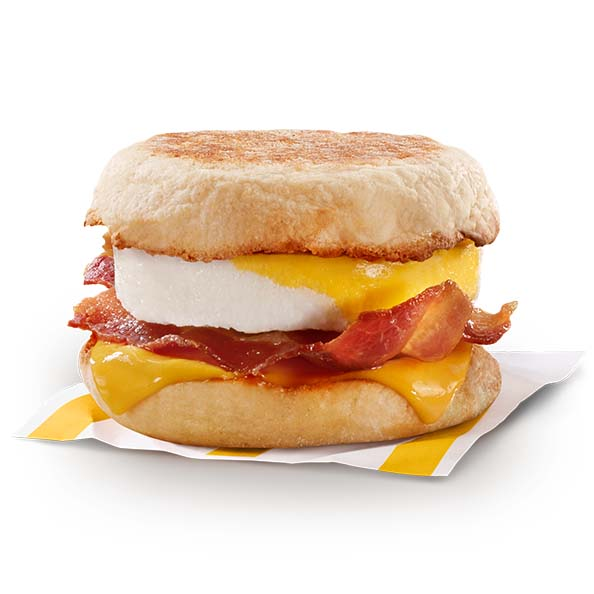 Bacon N Egg Mcmuffin
