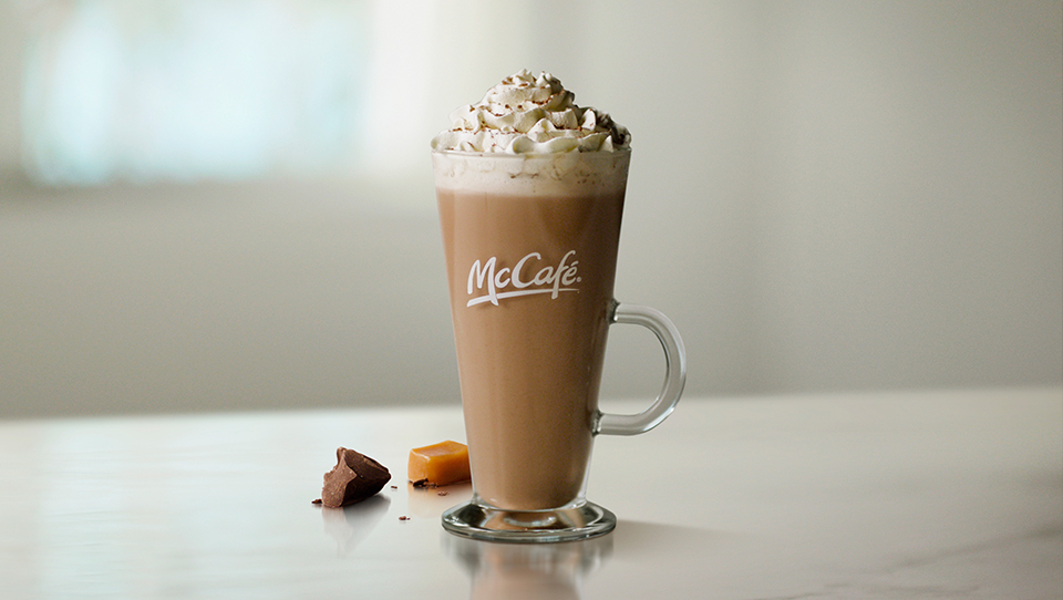 Caramel Chocolate Mocha