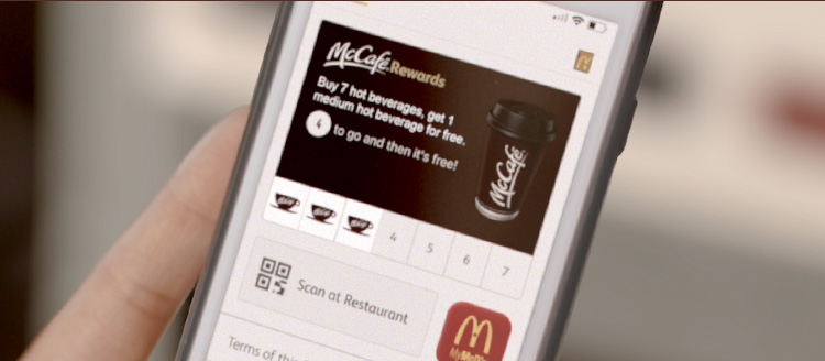 Digital Rewards | McDonald's Canada