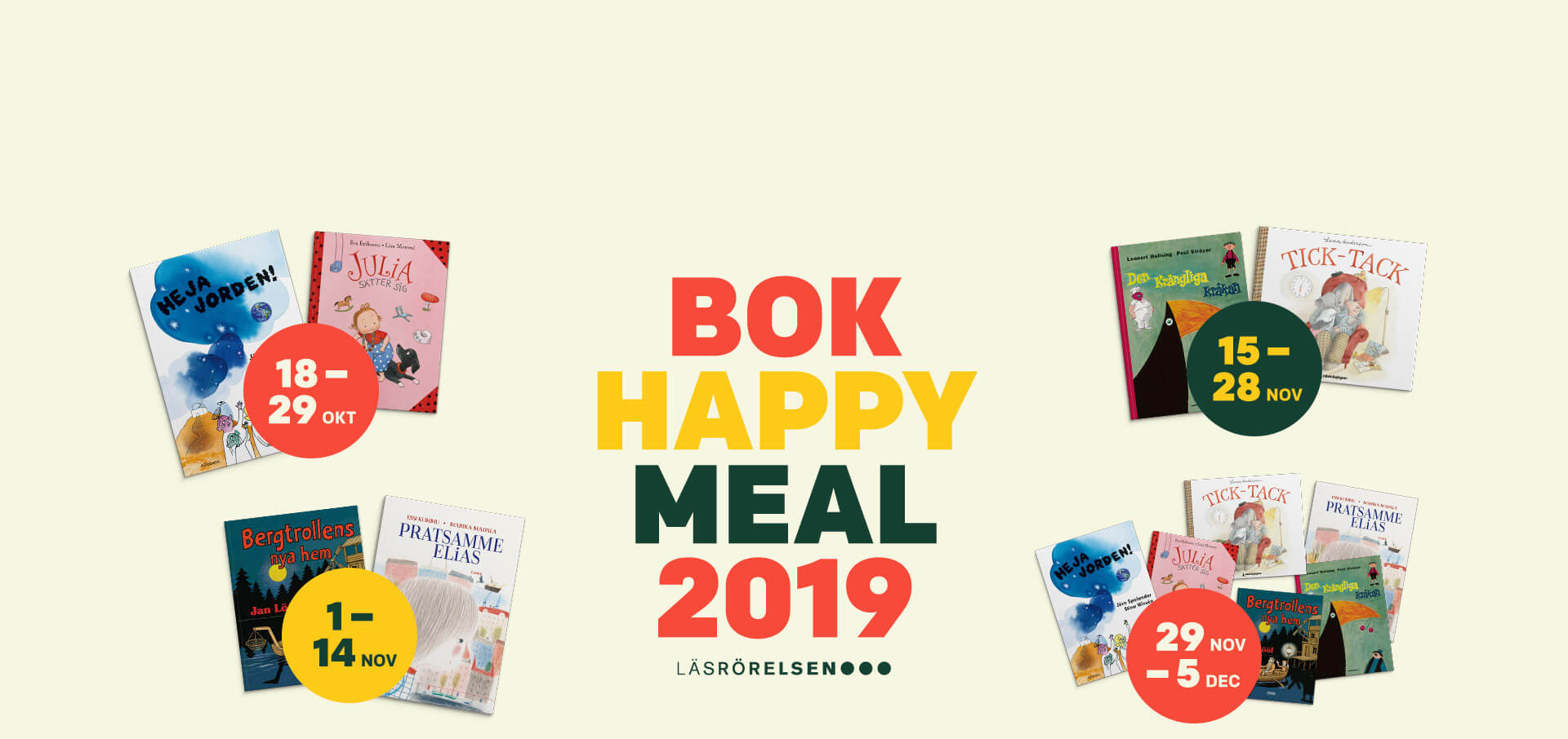 Bok Happy Meal