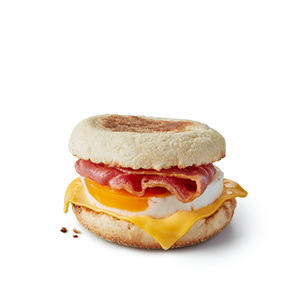 Bacon And Egg Mcmuffin Breakfast Menu Mcdonald S Uk