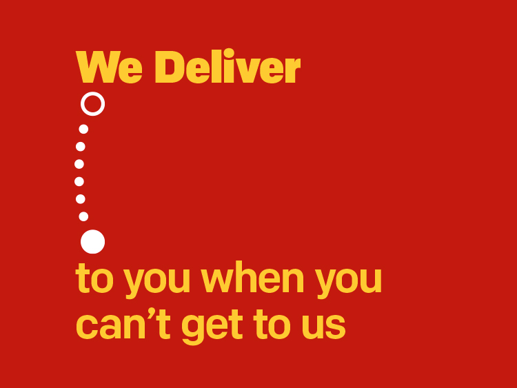 The push into delivery seemed like a moot option for McDonald's which maintains such a saturation of outlets across the UK (around 1,) that it is unlikely that you're particularly far from.