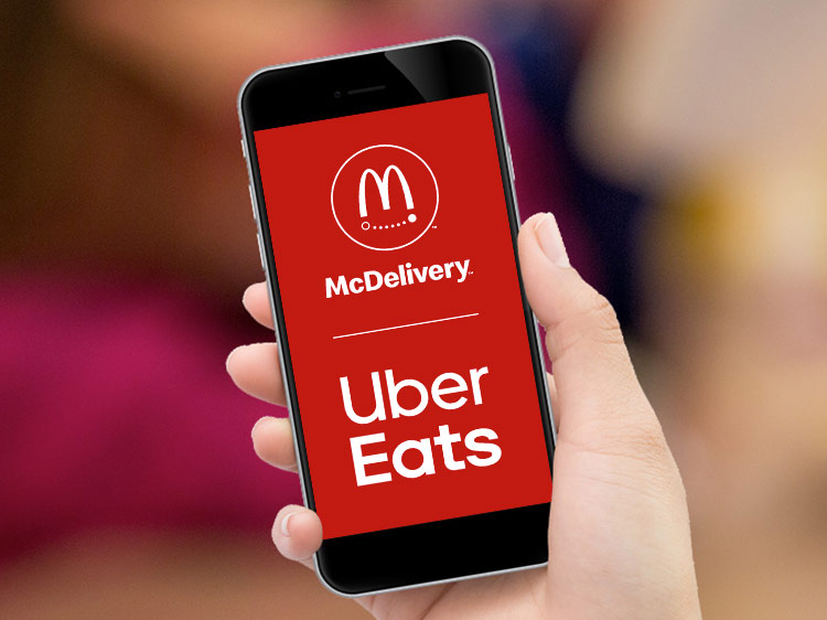 McDelivery - We Deliver to You   McDonald's UK