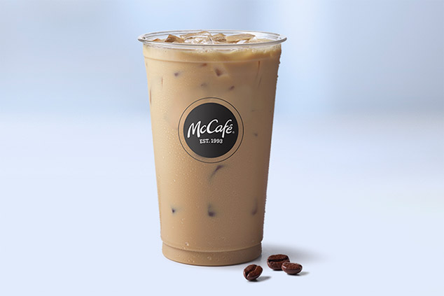 french vanilla DT Calories In Large Sugar Free Vanilla Iced Coffee At Mcdonalds