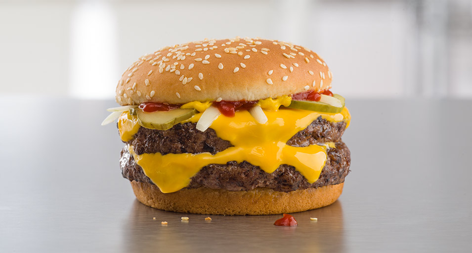 Double Quarter Pounder* with Cheese