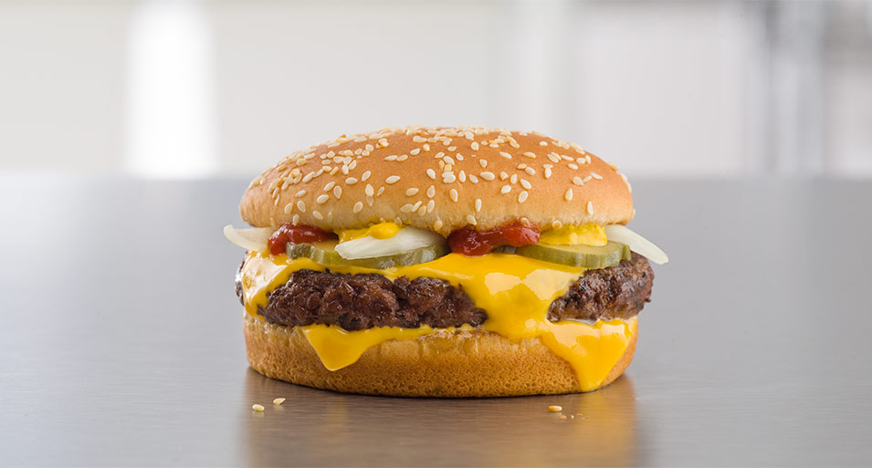 Quarter Pounder* with Cheese