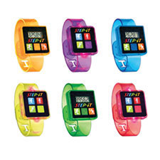 Step-iT Activity Wristbands