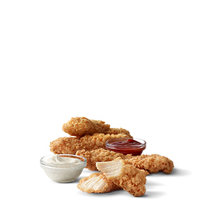 Buttermilk Crispy Chicken Tenders | McDonald's