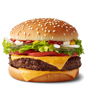 McDouble®: Calories and Nutrition | McDonald's