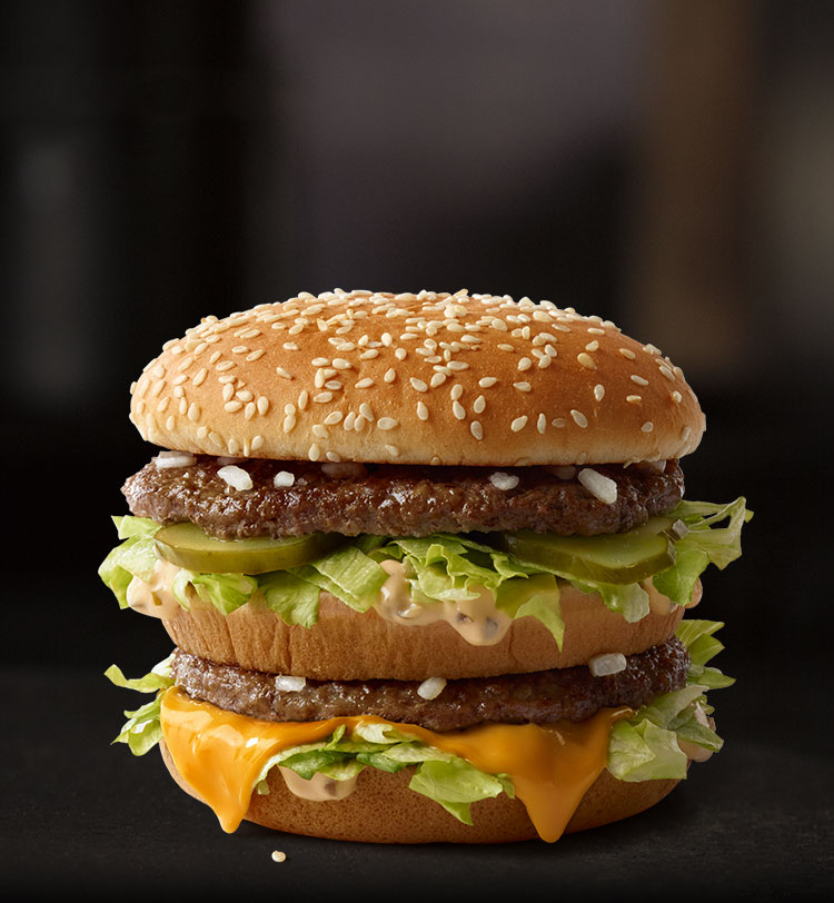 A big mac and a flash - 2 5