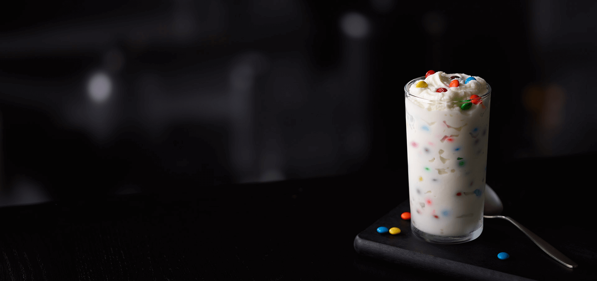 McFlurry® with M&M'S® Candies