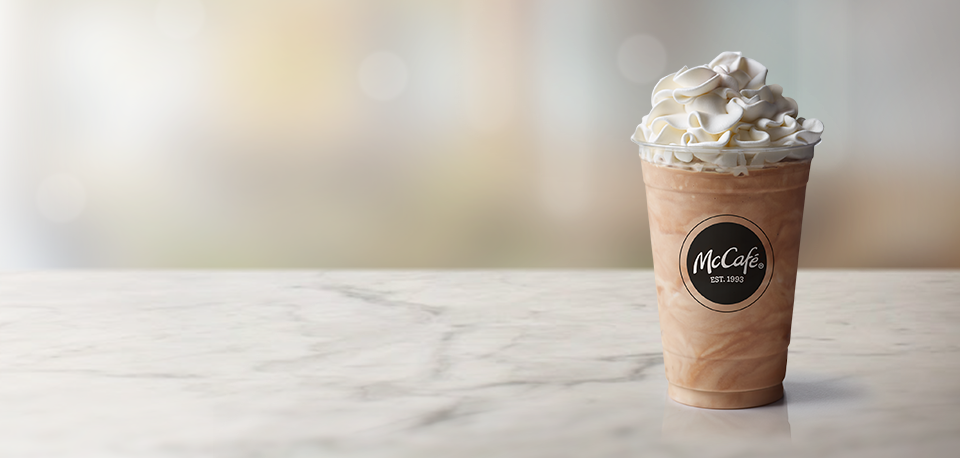 McCafé® Chocolate Shake