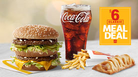 New 6 Cl Ic Meal Deal