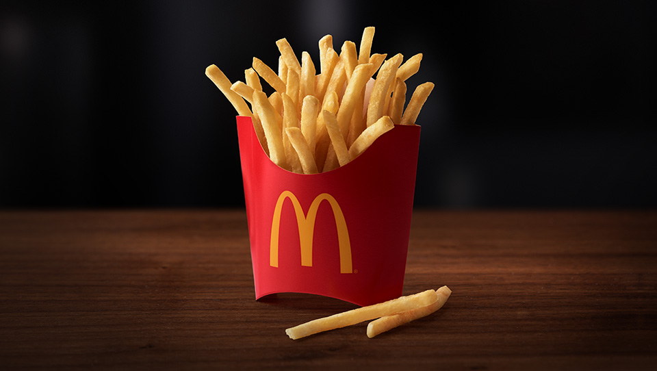 Medium World Famous Fries®