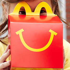 McDonald's Happy Meal® Kids Nutrition