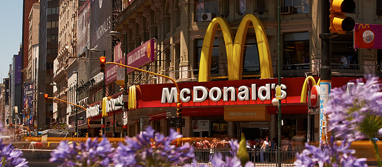 mcdonalds customer driven Inside the $24 billion plan to change the way you think about the most iconic restaurant on the planet.