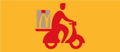 Discover Special McDelivery offers