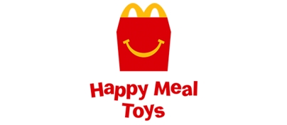 Next Month's Happy Meal Toys
