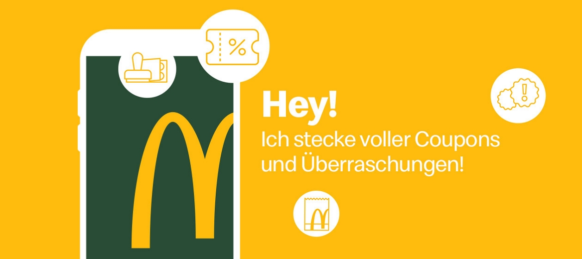 Exklusive Coupons in der App
