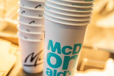 verpackungsoptimierung und recycling bei mcdonald's