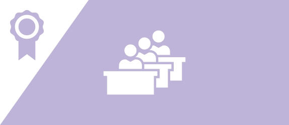 A group of students icon indicating student workbook